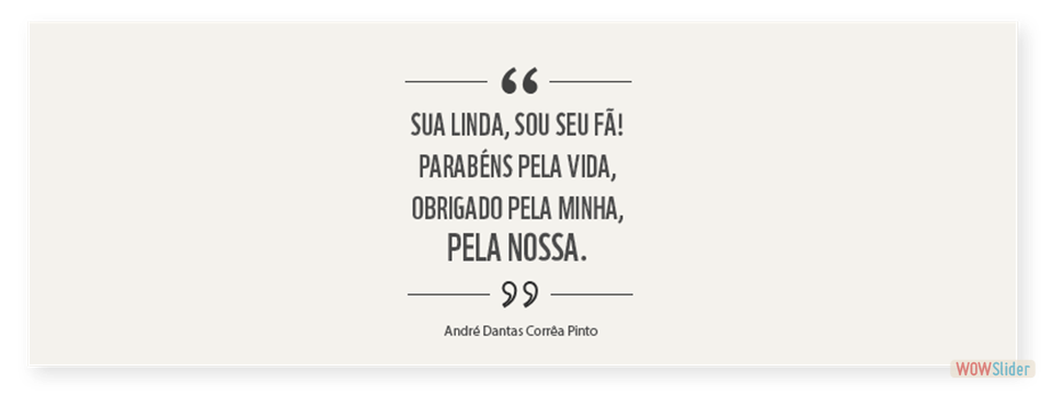 Recado do Andre  Dantas